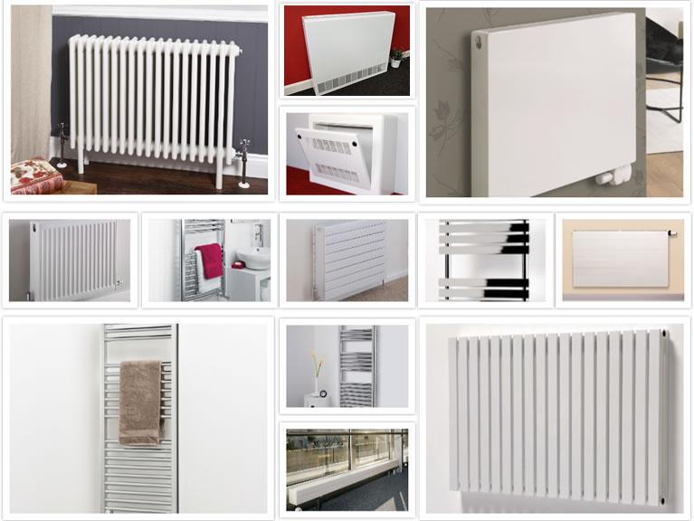 Senso-Heat Radiators & Towel Rails from Hurlstones Northern Ltd