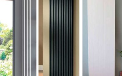 Introducing our designer vertical radiators
